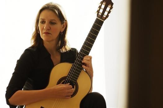 Esther Steenbergen, Artistas Festival Internacional de Guitarra Cartagena