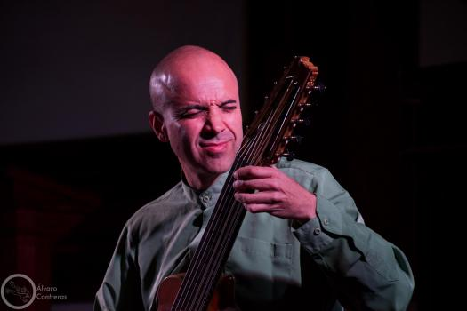 Mauricio Garay Cid - Artistas Festival Internacional de Guitarras de Cartagena
