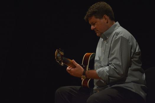 Chip Henderson - Artistas Festival Internacional de Guitarras de Cartagena