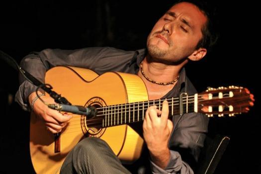 Manuel Montero - Artistas Festival Internacional de Guitarra Cartagena