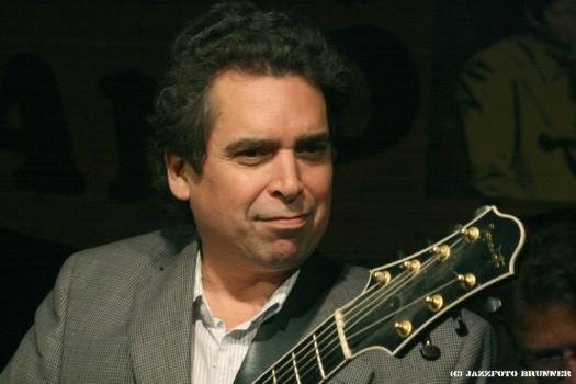 Howard Alden - Artistas Festival Internacional de Guitarras de Cartagena