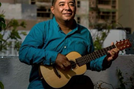 Nelson Espinosa Janaceth- Artista Festival Internacional Guitarra Cartagena