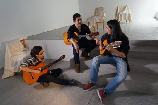 Itinerante - Artistas Festival Internacional de Guitarra Cartagena
