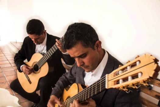 Jacarandá Duo - Festival Internacional de Guitarras de Cartagena de Indias