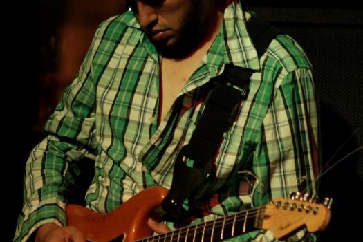 Mario Evans - Festival Internacional de Guitarras de Cartagena 2015