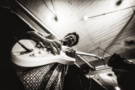 Omar Rodriguez - Artistas Festival Internacional de Guitarra Cartagena