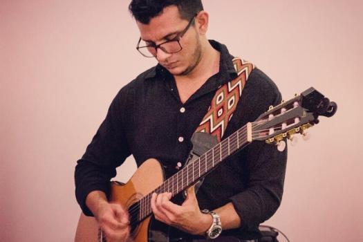 Oscar Fuentes - Artistas Festival Internacional de Guitarra Cartagena
