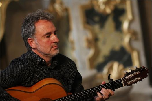 Petr Vit- Artistas Festival Internacional de Guitarra Cartagena