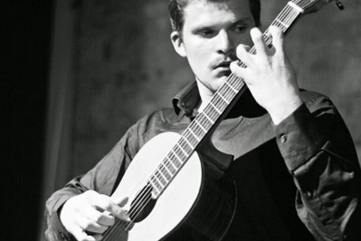 Sebastian Villanueva - Festival Internacional de Guitarras de Cartagena 2015