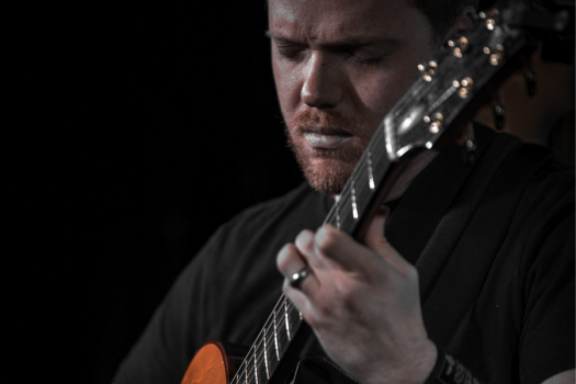 Trevor Gordon Hall- Artistas Festival Internacional de Guitarra Cartagena