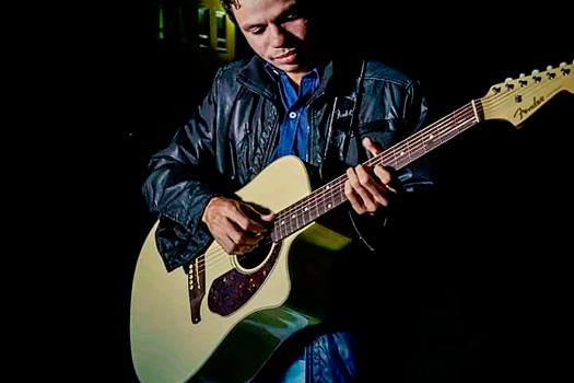 Sander Sangregorio Díaz - Festival Internacional De Guitarras