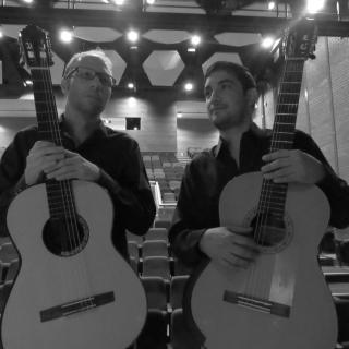 Actus Dúo - Festival Internacional de Guitarras de Cartagena 2015