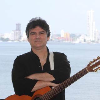 Boris Fadul - Festival Internacional de Guitarras de Cartagena 2015