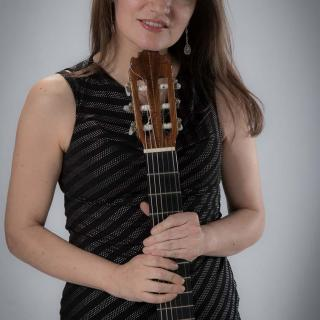 Irene Gómez - Festival de Guitarras de Cartagena de Indias 2015
