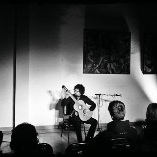 Juan Pablo Orozco Urrego - Festival Internacional de Guitarras de Cartagena 2015
