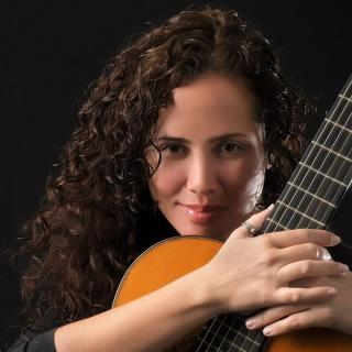 LAURA VELAZQUEZ - Festival Internacional de Guitarras de Cartagena 2015