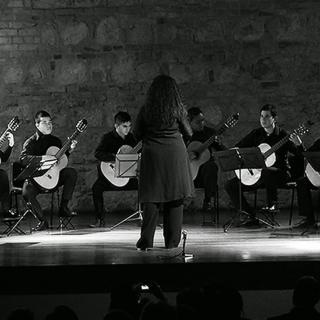La Orquesta Juvenil De Guitarras De Cali - Festival Internacional de Guitarras de Cartagena 2015