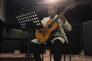 Eduardo Antonio León Bolaño - Festival Internacional de Guitarras de Cartagena