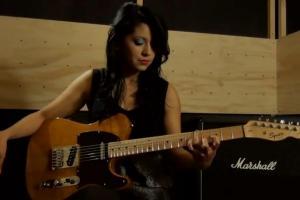 Angela Tapias - Festival Internacional de Guitarras de Cartagena