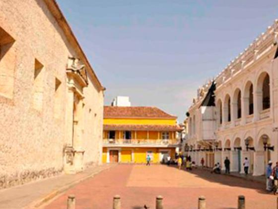 Plaza de la Proclamación - Festival Internacional de Guitarras de Cartagena